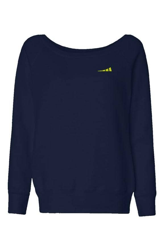 Wide Neck Sweatshirt (W)
