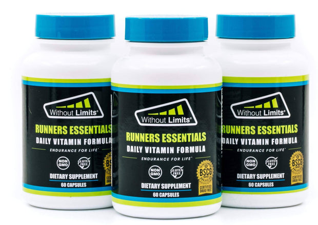 3 Month Subscription - Without Limits™ Runners Essentials
