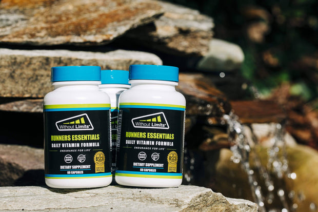 3 Month Supply - Without Limits™ Runners Essentials
