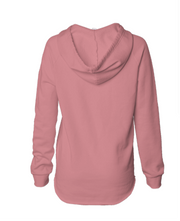 Lightweight Wave Wash Hooded Sweatshirt