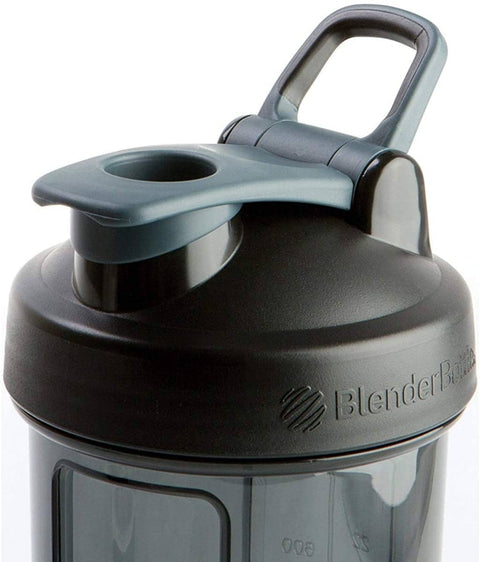 Blender Bottle Pro Series 24 oz. Co-Brand Shaker Runners Essentials
