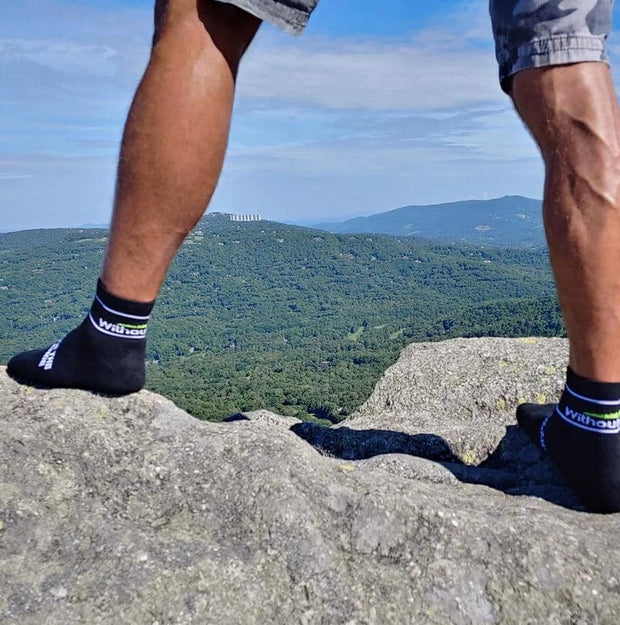 Embrace the Challenge Socks - Without Limits™ Runners Essentials