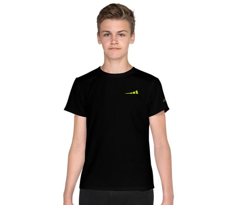 Youth Athletic T-shirt