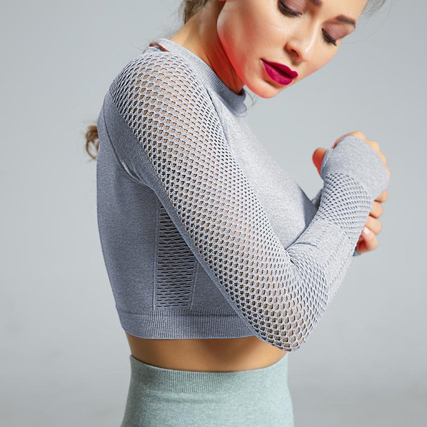 Breathe Easy Long Sleeve by Dolton