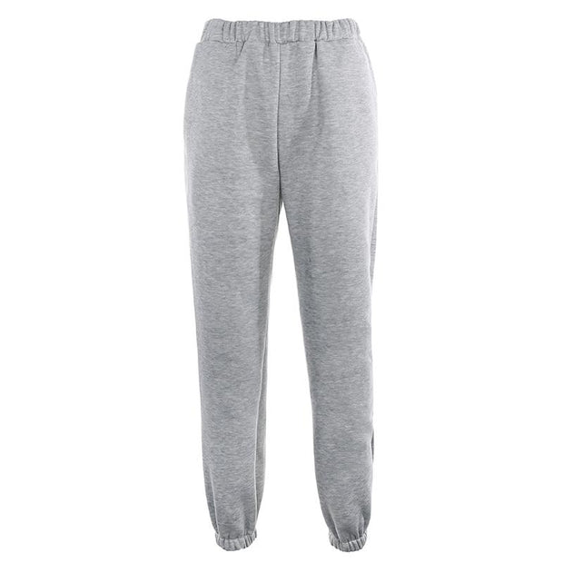 Oversized Cotton Joggers by Stylish AF Fitness Co