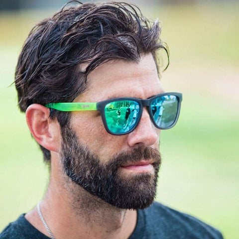 Without Limits™ goodr co-branded Sunglasses - Black/Green