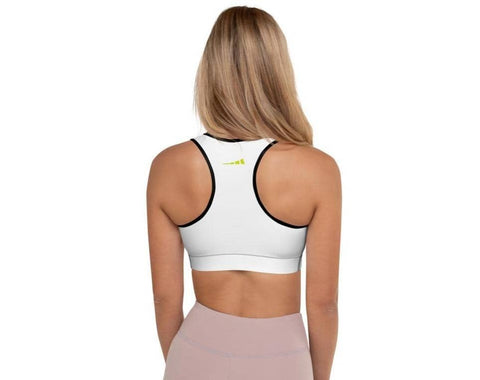 Without Limits™ Padded Sports Bra Runners Essentials