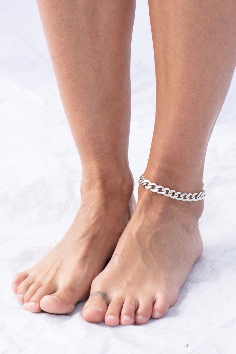 Chunky Anklet Chain
