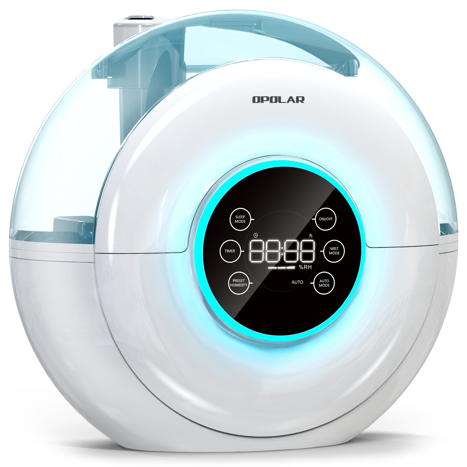 OPOLAR 4L/1.05 Gallon Quiet Ultrasonic Cool Mist Humidifier baby sleep gadget
