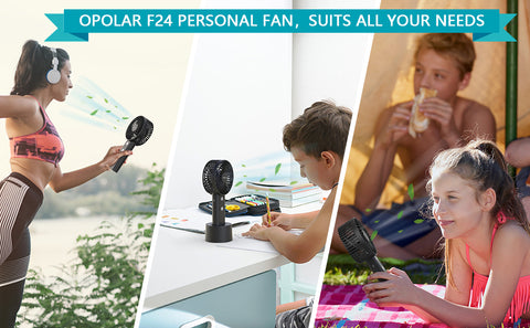 OPOLAR 2019 NEW HANDHELD FAN
