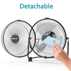 OPOLAR 9 Inch desk fan