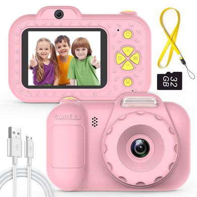2019 New Digital Kids Toy Cameras