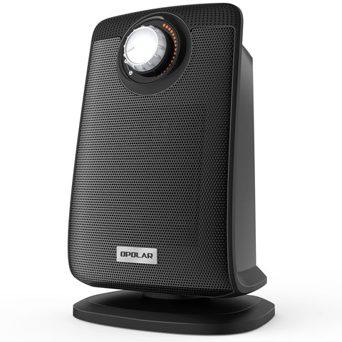 OPOLAR 1500W Bathroom Space Heater