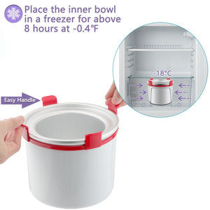 1.5 Quart Ice Cream Maker