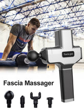 Load image into Gallery viewer, Fascia Gun Deep Tissue Massager Muscle Therapy Vibrating