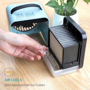 Personal Space Air Cooler Desktop Fan
