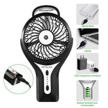 Load image into Gallery viewer, OPOLAR Handheld Misting Fan