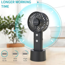 Load image into Gallery viewer, 2019 New Battery Operated Handheld Personal Fan