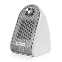 Load image into Gallery viewer, 500 Watt Ceramic Mini Heater with Adjustable Thermostat