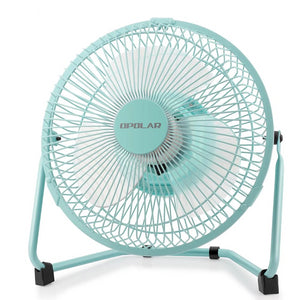 OPOLAR Metal Frame 9 Inch Battery Operated Fan-F531