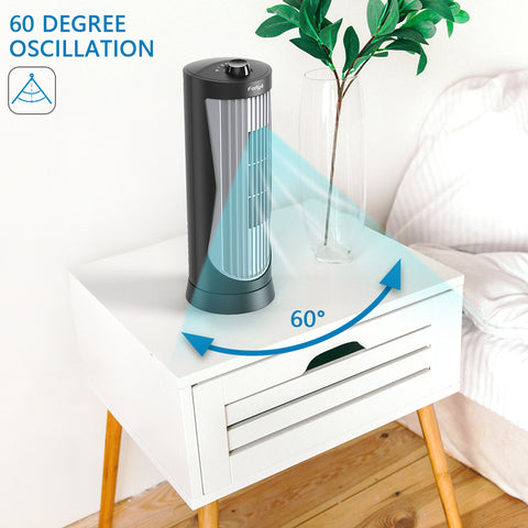 Small Oscillating Tower Fan
