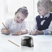 Load image into Gallery viewer, Electric Heavy-duty Helical Fast  Pencil Sharpener
