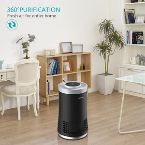 OPOLAR Air Purifier with HEPA Filter for Home and Smokers