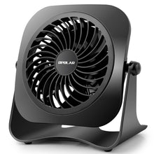 Load image into Gallery viewer, OPOLAR 4 Inch Mini USB Desk Fan