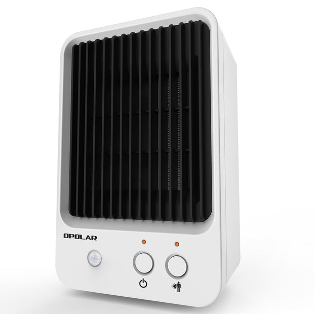 OPOLAR 600 Watt Body Sensor Personal Mini Portable Heater