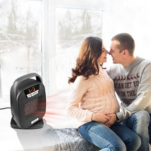 OPOLAR 1500W Digital Ceramic Space Heater HE01