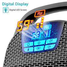 Load image into Gallery viewer, OPOLAR 1500W Digital Ceramic Space Heater HE01