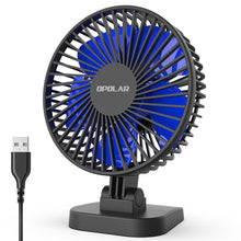 Load image into Gallery viewer, OPOLAR 2019 New Mini USB Desk Fan