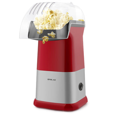 OPOLAR Fast Hot Air Popcorn Poper Machine