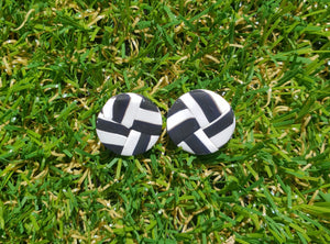Monochrome Small studs