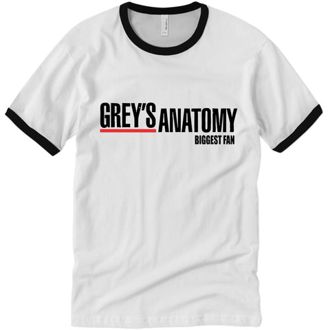 Greys Anatomy biggest fan