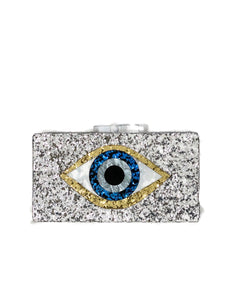Fashion acrylic clutch box bag