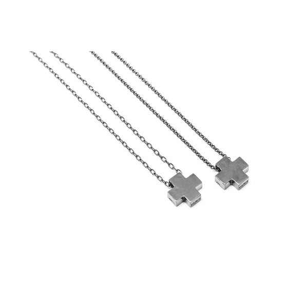 HUES CROSS NECKLACE