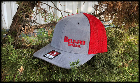 Belt Fed Logo Flex-Fit R