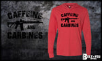 Caffeine & Carbines Hooded Pullover