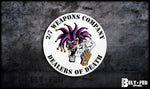 Dealers of Death Sticker