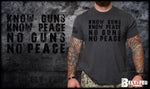 No Guns - No Peace