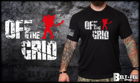 Off The Grid Logo Shirt