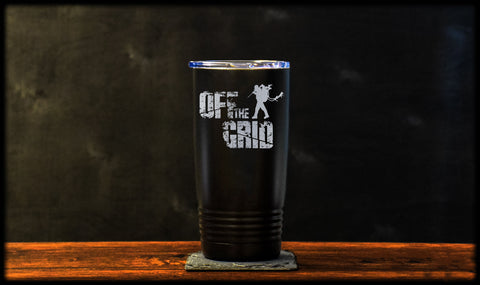 Off The Grid Tumbler