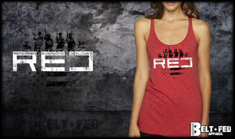 Remember Everyone Deployed Triblend