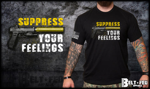 Suppress Your Feelings