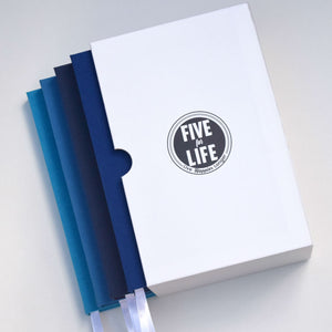 Boxed Set - Five for Life Planners