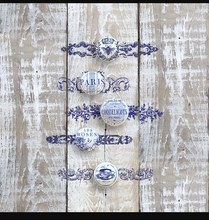 Load image into Gallery viewer, Knob BackPlate Decor Stamp