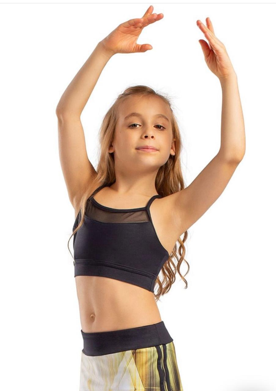 L-1635 Child Crop Top