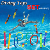 The Pool Toy Set