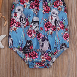 The R2 Flower Romper